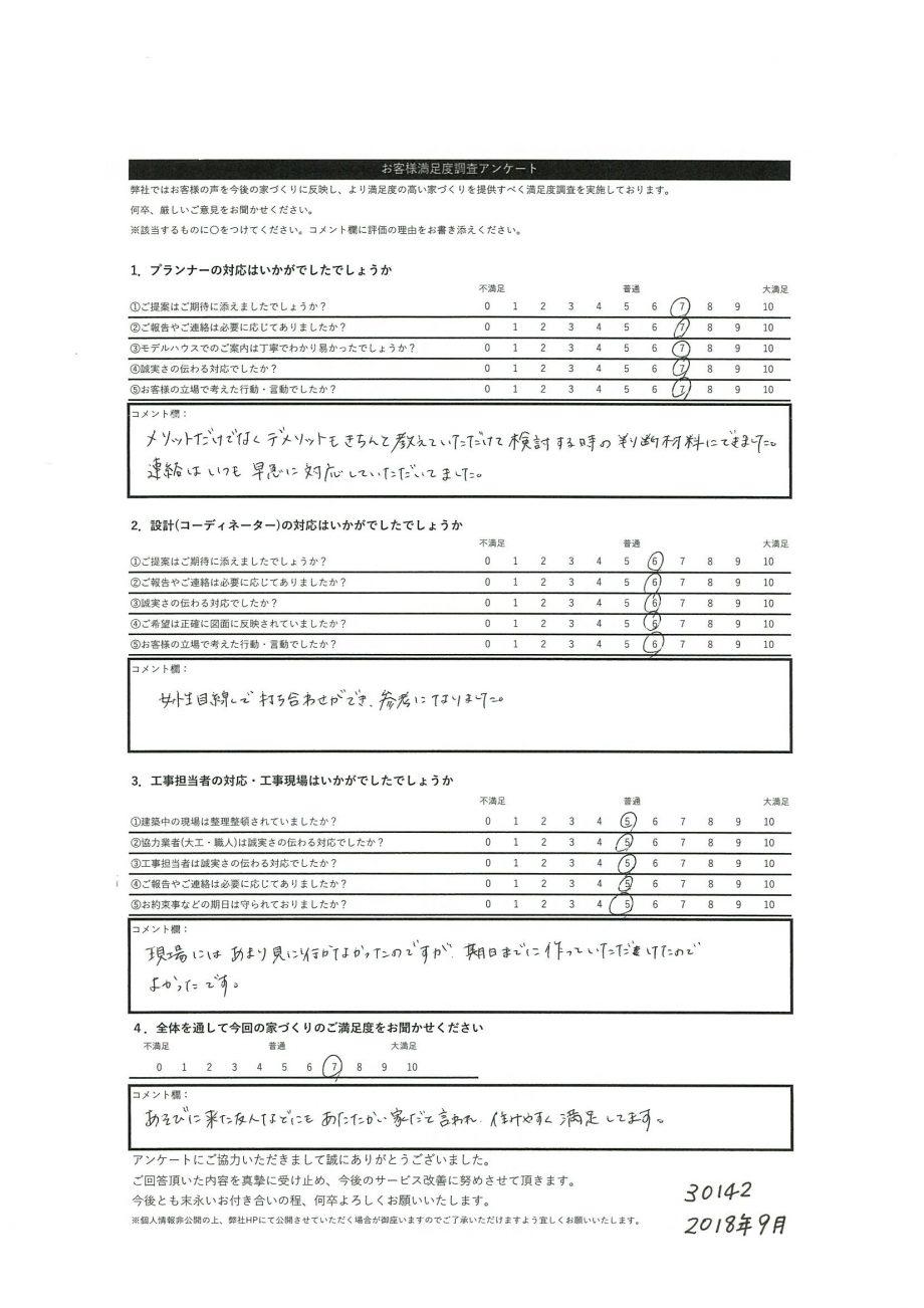 札幌市 W・R様
