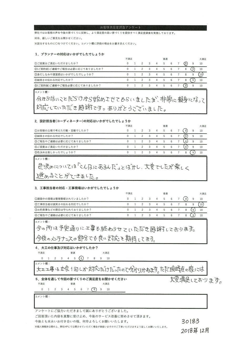 札幌市 S・N様