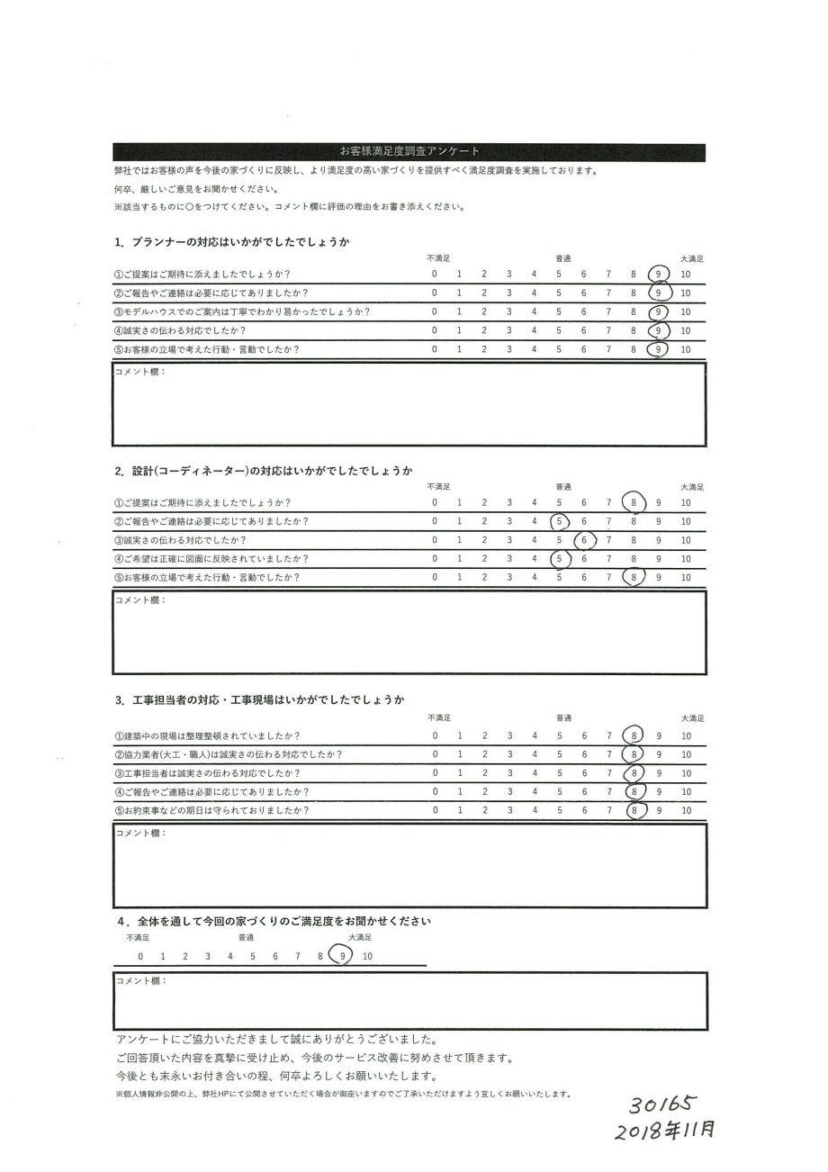 札幌市 M・Y様