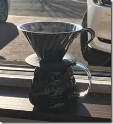 お気に入り⑧ 自分で淹れるコーヒー