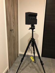 モデルハウス3Dビュー撮影
