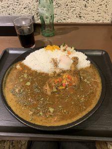 札幌ごはん ~スパイスカレー編1