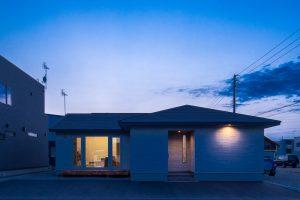 マイホームをお考えの方へ!平屋の外観を考えるポイントをご紹介!